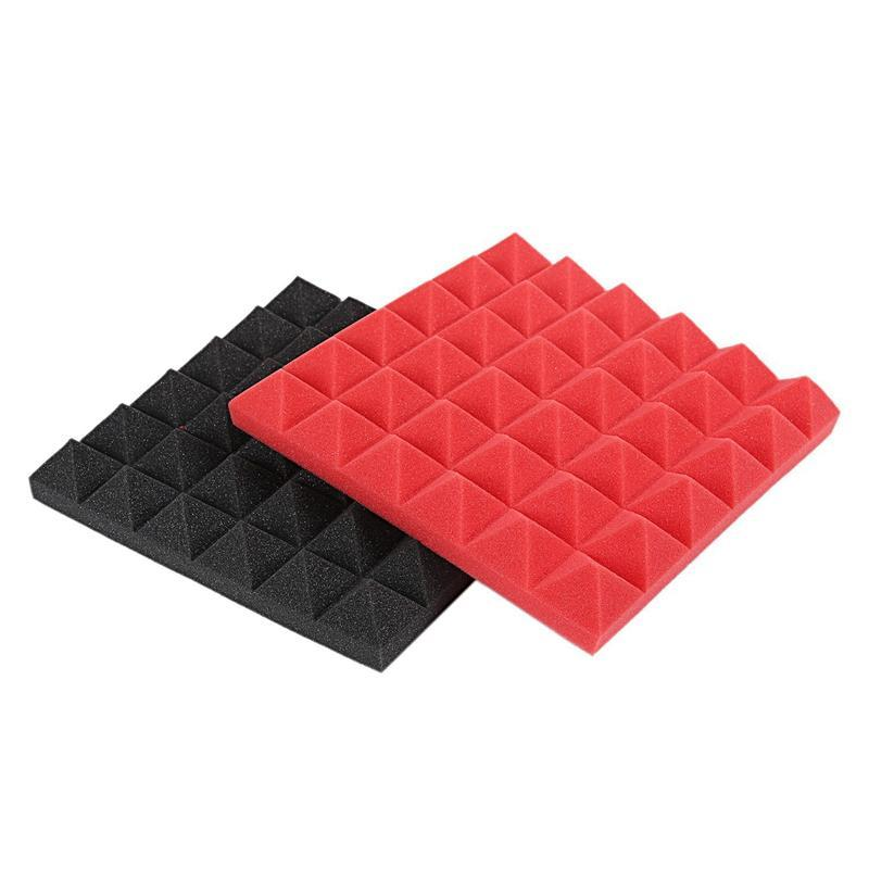 Acoustic Foam,Acoustic Foam Panels,Soundproofing Foam,Acoustic Panels,Studio Foam 2 inchX12 inchX12 inch (12Pack)