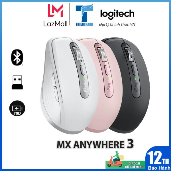 Bảng giá Chuột Không Dây Logitech MX Anywhere 3 - Chính Hãng Phân Phối Phong Vũ