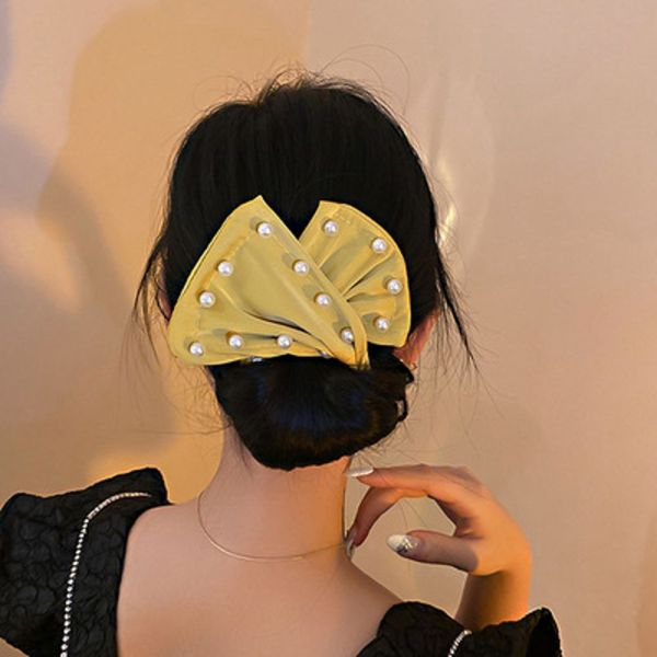 Băng Đô Ngọc Trai Nữ ARROT Dụng Cụ Tạo Kiểu Tóc Xoắn Phụ Kiện Tóc, Dụng Cụ Làm Búi Tóc Dụng Cụ Làm Búi Tóc Dụng Cụ Bện Tóc nhập khẩu