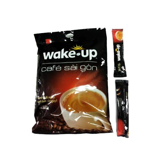 Cafe Wake-up Sài Gòn Bịch 26 Gói Đang Trong Dịp Khuyến Mãi