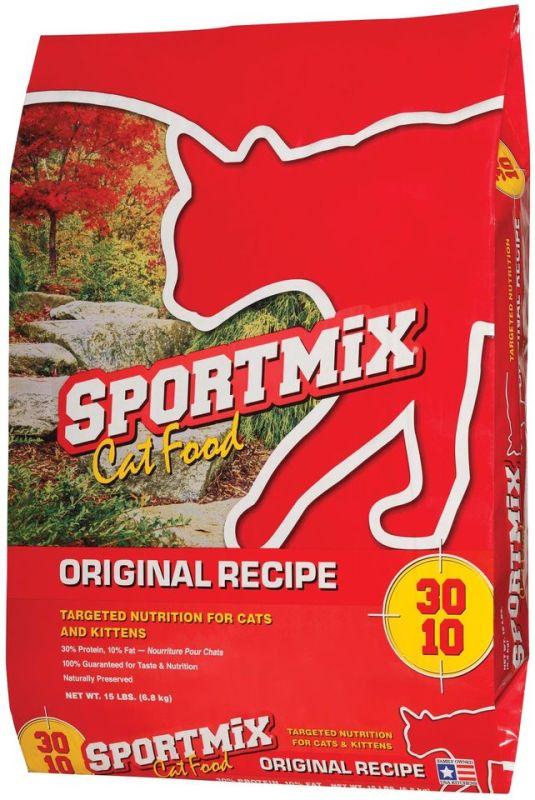 Sportmix Cat Food Original Recipe - Cho tất cả giống mèo - Thức ăn hạt khô