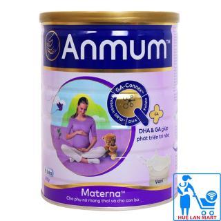 Sữa Bột Anmum Materna Hương Vani Hộp 800g (Ít béo, Cho phụ nữ mang thai và cho con bú) thumbnail