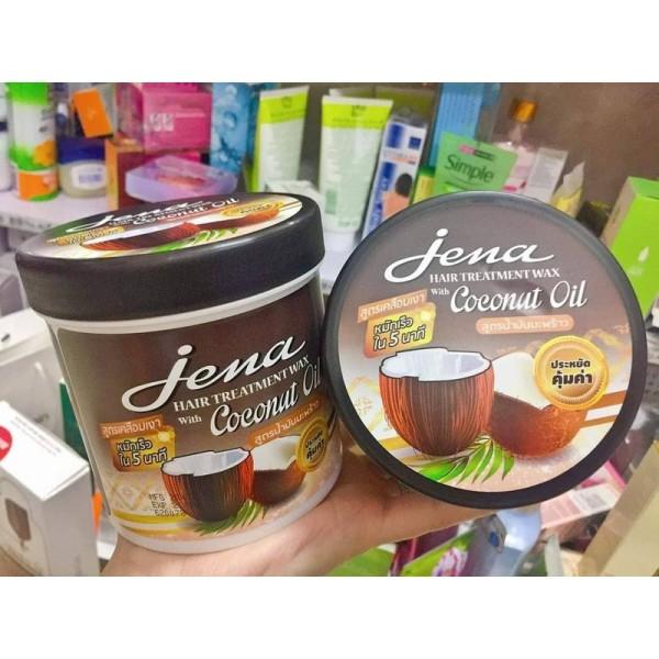 Ủ tóc Jena - Dừa Già (hũ) nhập khẩu