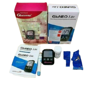 Máy đo đường huyết quà của Glucerna thumbnail