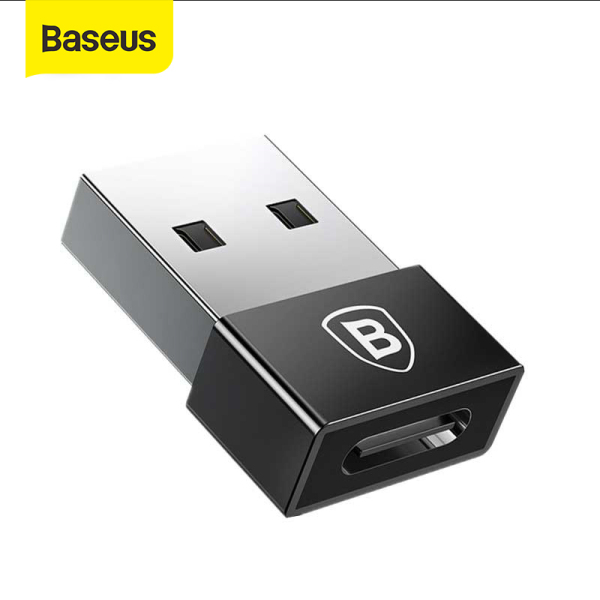 Bảng giá Baseus USB Male to Type C Female Adapter USB C OTG Coverter U Disk For Samsung Xiaomi USB Type-C Cable Adapter Phong Vũ