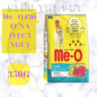 ( DINH DƯỠNG ) Me - O Cat Tuna - Thức ăn cho mèo vị cá ngừ 350g thumbnail