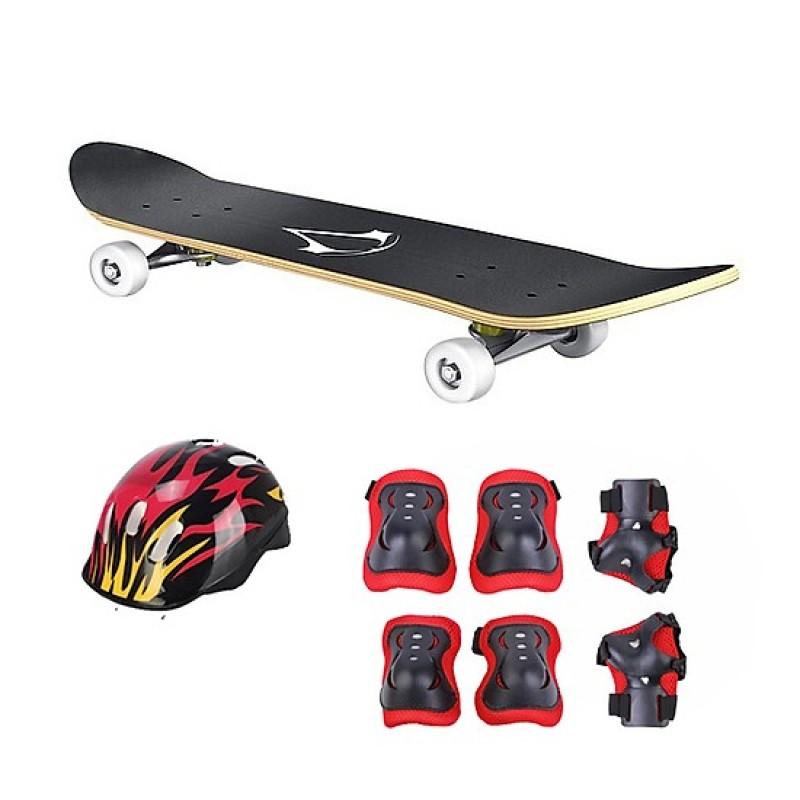 [ DEAL HOT MÙA HÈ 50 % ] Ván Trượt Skateboard Chuyên Nghiệp, Ván Trượt Cỡ Lớn Đạt Chuẩn Thi Đấu Bánh Cao Su, Mặt Nhám Chống Trơn Trượt, Ván Trượt Siêu Đẳng, Ván Trượt Hình Siêu Anh Hùng, Ván Gỗ Dày Khung Hợp Kim Chắc Chắn, Bh 12 Tháng .