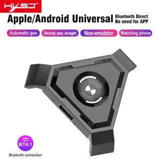 Bộ Chuyển Đổi Chuột Bàn Phím HXSJ P5, Bộ Chuyển Đổi Chuột Bàn Phím Chơi Game Di Động Cho Điện Thoại iPhone Android BT 4.1 Kết Nối Cắm Và Chạy Cho Máy Tính Xách Tay