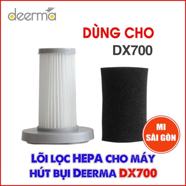 Lõi lọc Hepa thay thế cho máy hút bụi Deerma DX700