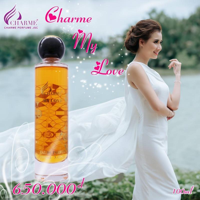 Nước Hoa Nữ Charme My Love 100ml