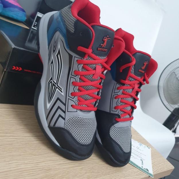Giày bóng chuyền nam Sky Dream cao cấp, giày chơi thể thao nam bóng rổ, giày bóng chuyền nam nữ chuyên nghiệp, đế cao su tổng hợp, form giày ôm chân, da PU bên đẹp, bảo hành 2 tháng, giày thiết kế cao cấp, chống lật cổ chân giá rẻ