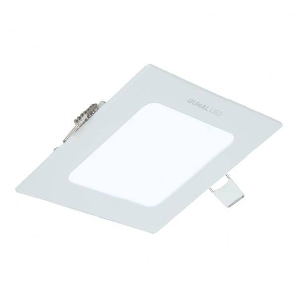 ĐÈN LED PANEL ÂM TRẦN VUÔNG VIỀN NHÔM SDGV512 (12W) sử dụng chip samsung chính hãng