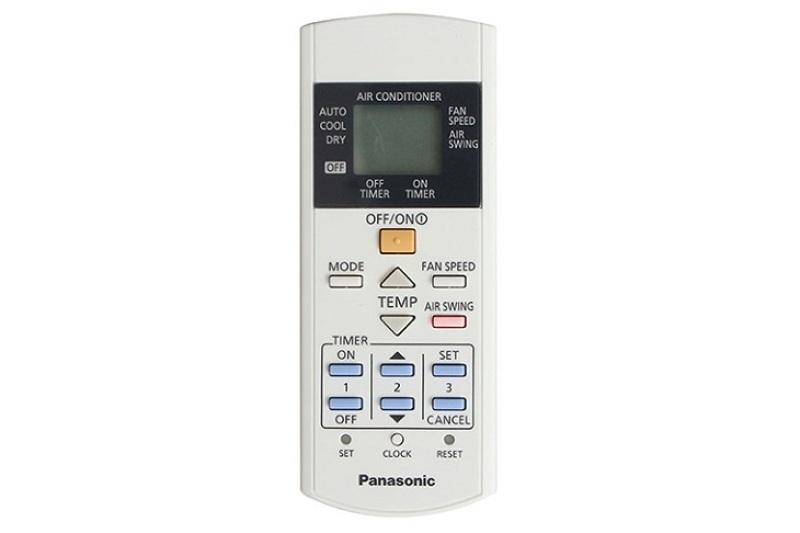 Điều khiển điều hoà Panasonic (Cơ - thường).