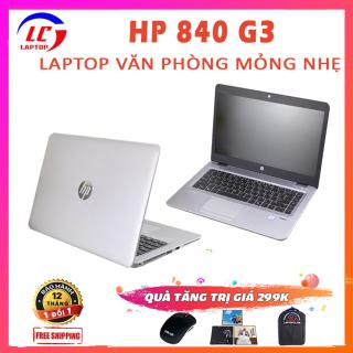 [Trả góp 0%]Laptop HP Elitebook 840 G3 Dòng Văn Phòng Mỏng Nhẹ i5-6200U VGA Intel HD 520 Màn 14 Full HD Laptop HP Laptop i5 Laptop Giá Rẻ thumbnail