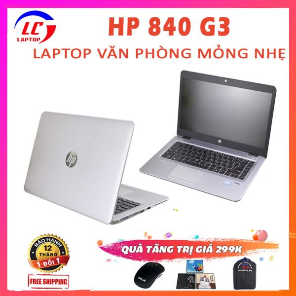 Bảng giá Laptop HP Elitebook 840 G3 Dòng Văn Phòng Mỏng Nhẹ, i5-6200U, VGA Intel HD 520, Màn 14 Full HD, Laptop HP, Laptop i5, Laptop Giá Rẻ Phong Vũ