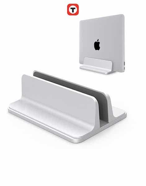 Bảng giá Giá đỡ đế kẹp Macbook nhôm nguyên khối dạng đứng Techroom, cam kết sản phẩm đúng mô tả, chất lượng đảm bảo Phong Vũ