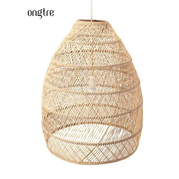 Chao đèn bằng cói cao cấp | ongtre® (Vietnam)