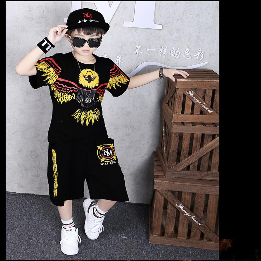 Set bộ quần áo trẻ em mẫu ĐẠI BÀNG dành cho bé...