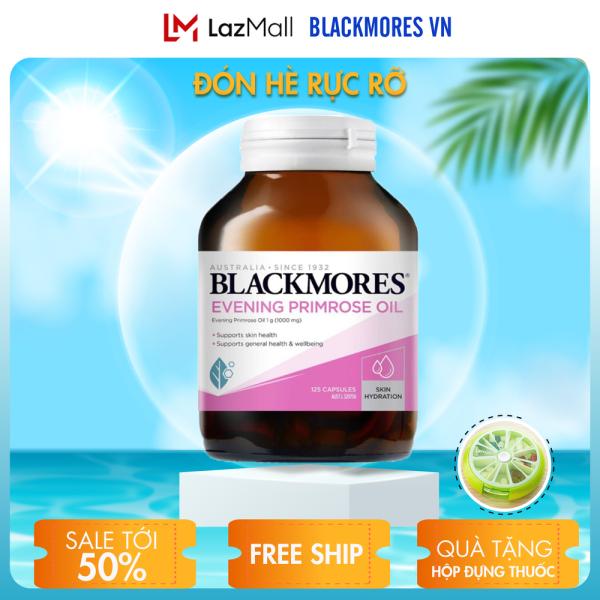 Tinh dầu hoa anh thảo Blackmores Evening primrose oil 125v