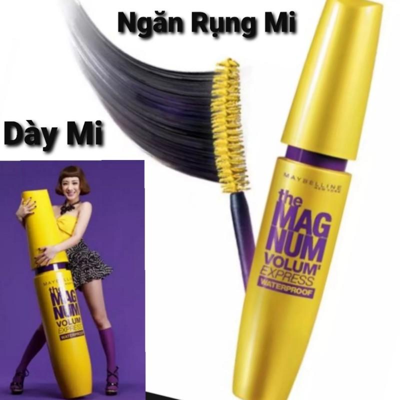 Mascara Maybelline Ngăn rụng mi & Làm Dày Mi nhập khẩu