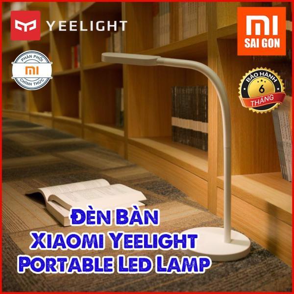 Đèn Bàn Xiaomi Yeelight Portable LED - có pin 2000mAh - Chính Hãng Global