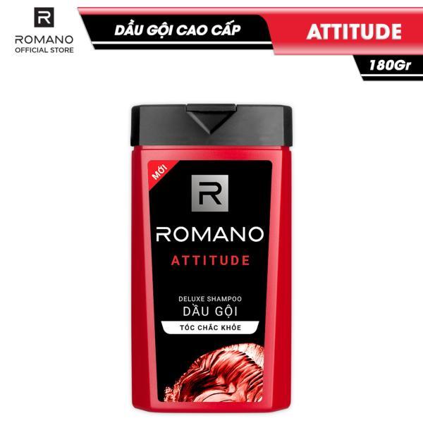 Dầu gội Romano Attitude 180g