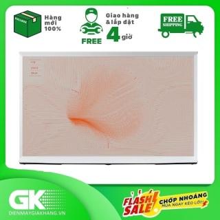 Qled Samsung 4K The Serif 43 inch LSO1T QA43LS01TA 2020 thumbnail