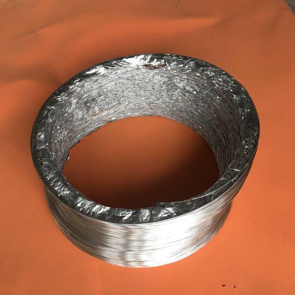 Ống thông gió D350mm thông gi, Hút gió, ống bạc mềm dẫn khí công nghiệp