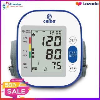 Máy đo huyết áp bắp tay, Ứng dụng công nghệ Intelligent tiên tiến từ Nhật Bản cho kết quả đo chính xác, sản phẩm được tin tưởng sử dụng tại các bệnh viện, cơ sở y tế, gia đình thumbnail