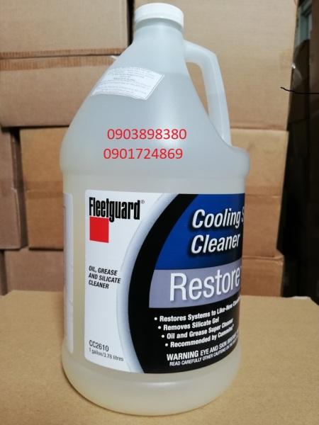 Nước súc rửa két nước làm mát Fleetguard CC26100