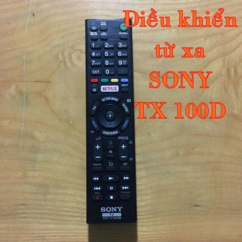 Bảng giá ĐIỀU KHIỂN TIVI DÀNH CHO SONY TX 100D