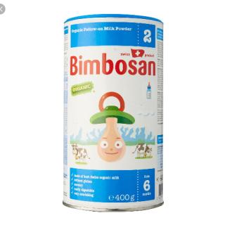 Sữa hộp Bimbosan Bio 6 400g thumbnail