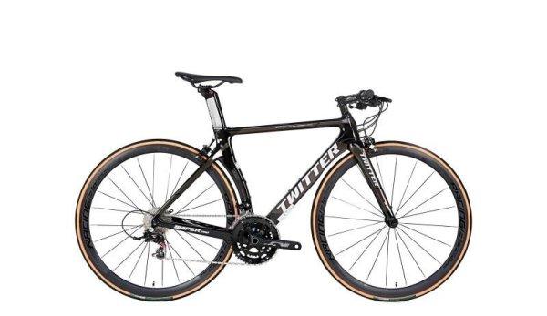 Phân phối xe đạp TWITTER SNIPPER 4700 tay ngang khung carbon đề Tiagra 20s