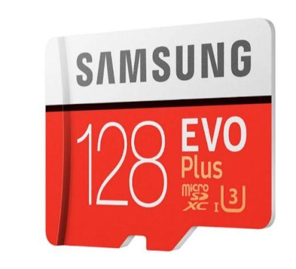 [HCM]Thẻ nhớ MicroSDXC Samsung Evo Plus 128GB U3 4K R100MB/s W90MB/s - Box Anh Thẻ nhớ cho camera wifi