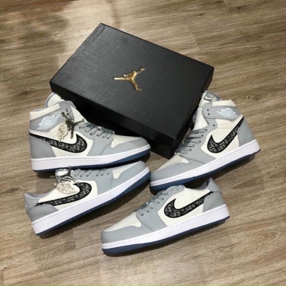 Giày Bóng Rổ JD1 Full Box Kèm Bill - Giày Sneaker AJD - Giày Thể Thao Airjordan giá rẻ