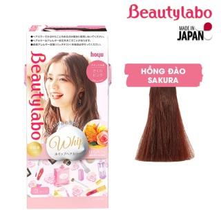 Thuốc nhuộm tóc tạo bọt Beautylabo 125ml Whip Hair Color nhập khẩu từ Nhật Bản 100% thumbnail
