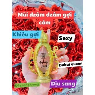 [Thu thập mã giảm thêm 30%] Tinh Dầu Nước Hoa Dubai Jazi thumbnail