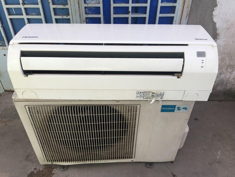 Bảng giá Máy lạnh Mitsubishi inverter 1 HP còn dùng tốt - bao lắp đặt(chỉ nội thành HCM)- 0909219692