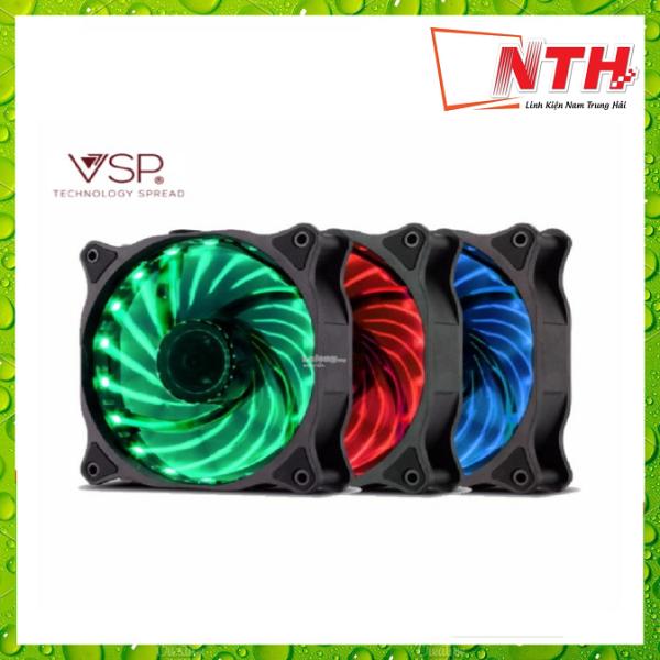 Bảng giá [HCM]FAN CASE VSP 12CM - LED 15 BÓNG Phong Vũ
