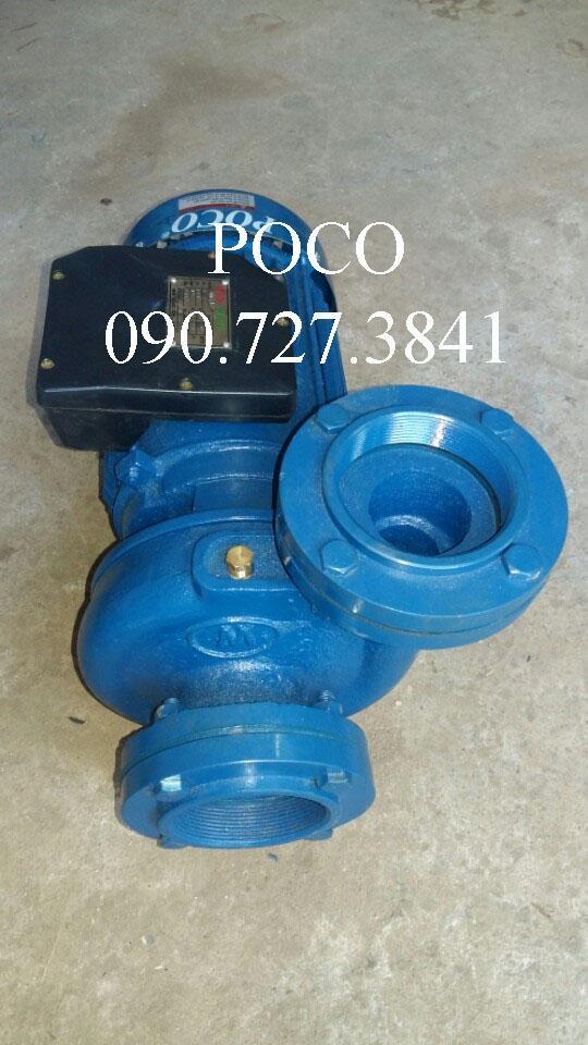 Bơm lưu lượng 3hp 1pha POCO (N1P-3LB)