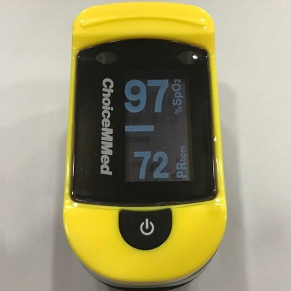 Nơi bán Máy đo nồng độ oxy và nhịp tim SPO2