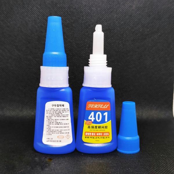 Keo 401 15ml Yapas gắn dán móng giả, đính đá đa năng siêu chắc chuyên dụng cho dân làm nail