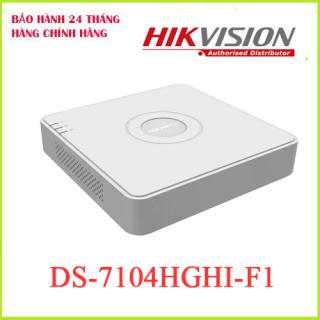 Đầu ghi hình DS-7104HGHI-F1 HD-TVI 4 kênh TURBO 3.0 thumbnail