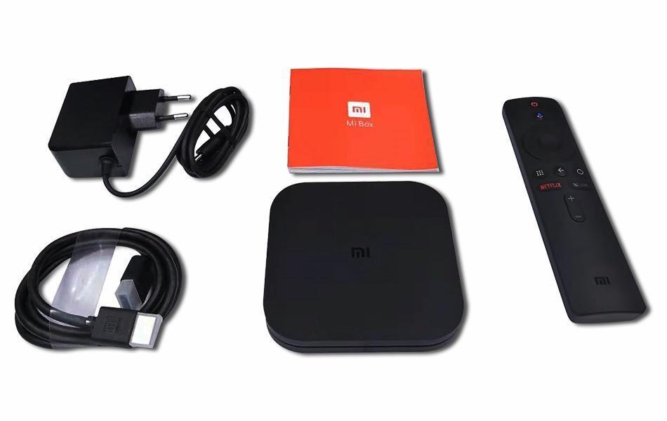 Bảng giá Android Tivi Box Xiaomi Mibox S 4K CPU 4X , 2GB  8GB Wifi, Bluetooth 4.2 - Bảo hành 12 tháng chính hãng Digiworld