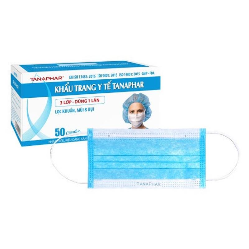 [25C] Khẩu trang y tế -  Khẩu trang y tế kháng khuẩn 4 lớp DALA MASK - Khẩu Trang Hoạt Tính Neomask, Gmask , dala mask , face mask Ngăn Bụi Mịn, Khí Độc(25C/H)