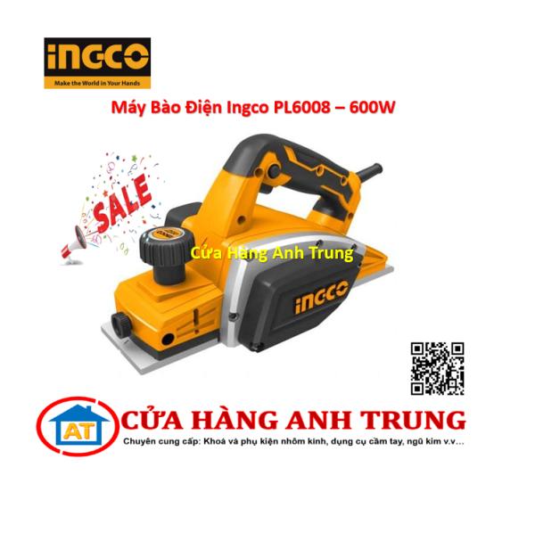 Máy Bào Điện Ingco PL6008 - 600W