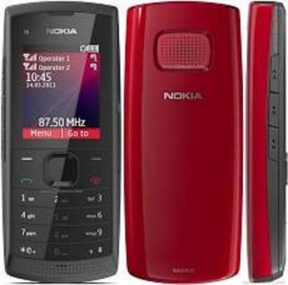 Điện thoại Nokia X1-01 2SIM CHÍNH HÃNG - Pin Trâu - Nghe Nhạc To thumbnail