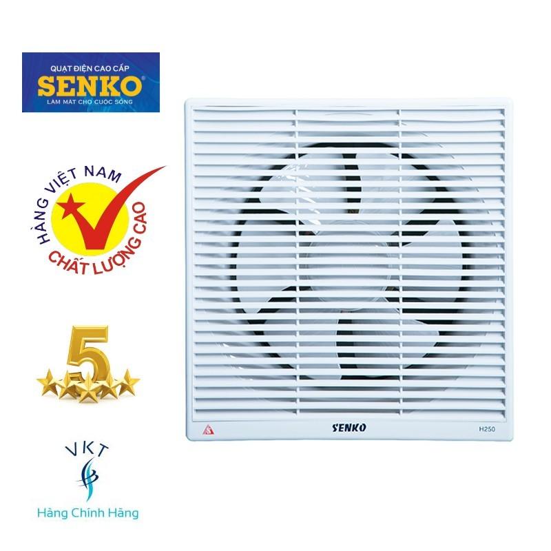 Quạt Hút Thông Gió Senko H250 40W - Hàng Chính Hãng