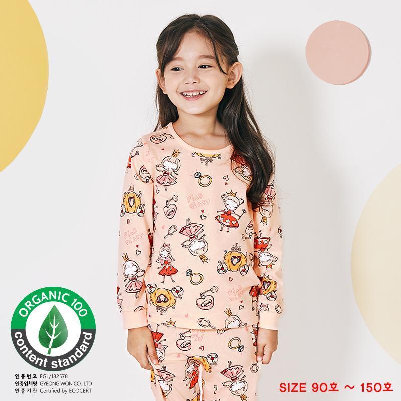 Nơi bán Bộ đồ thu đông bé gái Unifriend Hàn Quốc UNI0505