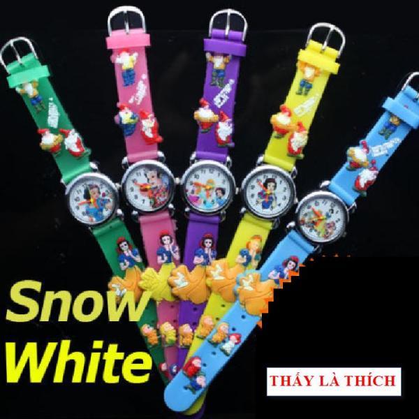 Nơi bán Đồng hồ bé gái họa tiết Công chúa Bạch Tuyết - DH2019100016020039
